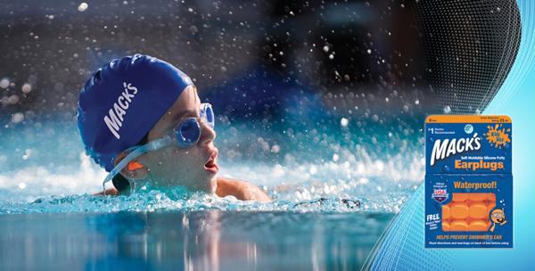 bịt tai chống ồn khi bơi