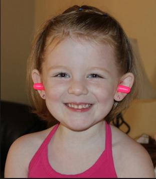 bịt tai chống ồn dành cho trẻ em