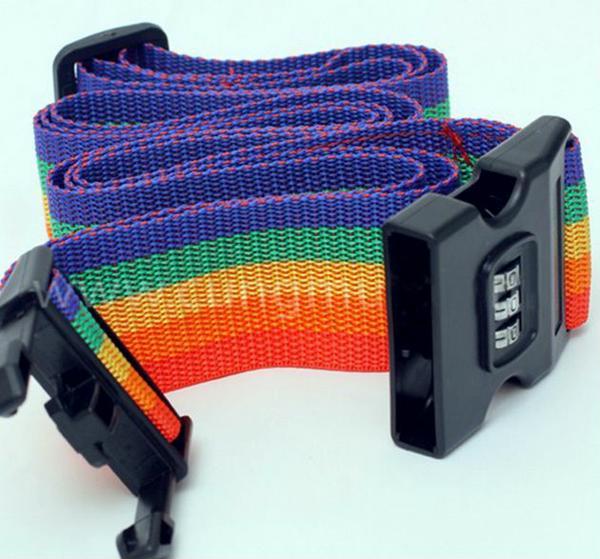 dây đai vali khóa số chống trộm
