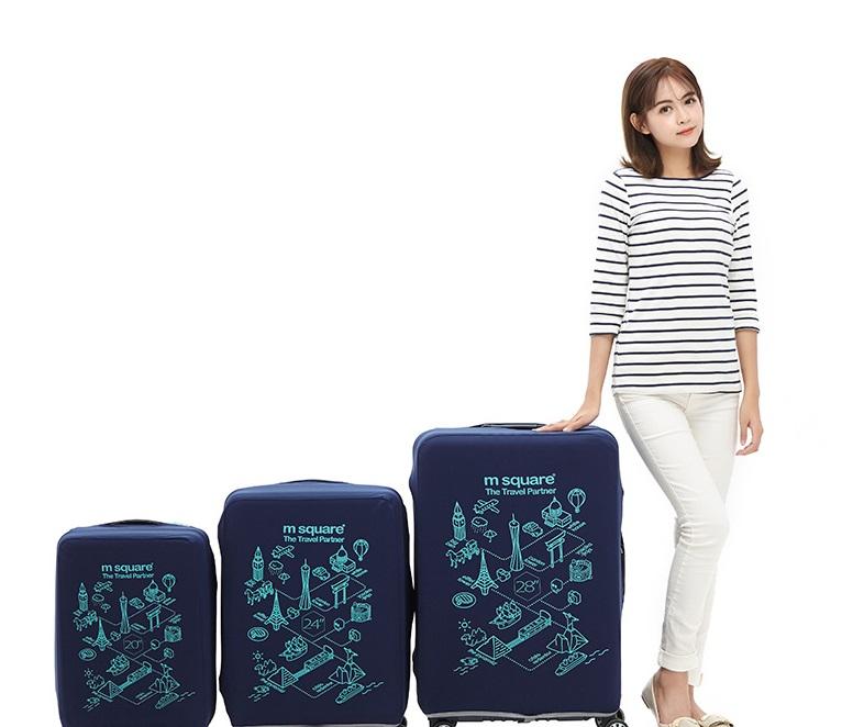 mua túi bọc vali Hà Nội ở đâu