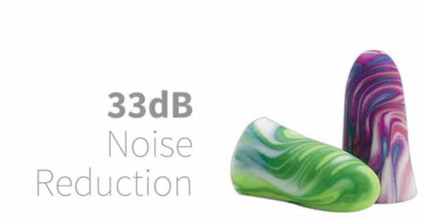 Nút bịt tai chống ồn khi đi máy bay