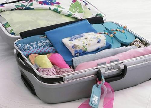 hành lý du lịch
