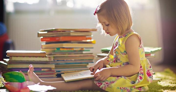 giúp bé tập trung học