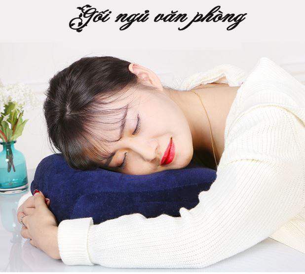 gối kê cổ chất lượng giúp bạn có giấc ngủ thoải mái ở bất kì đâu