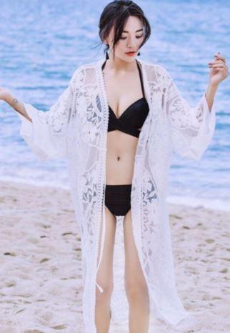 áo lưới đi biển đẹp