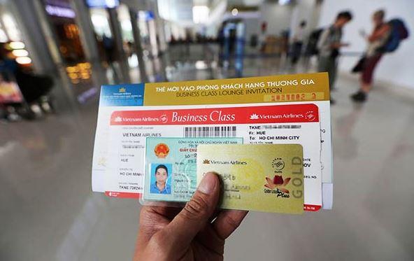 giầy tờ cần chuẩn bị khi đi máy bay vietnam airlines
