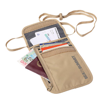 Túi đựng hộ chiếu đeo cổ