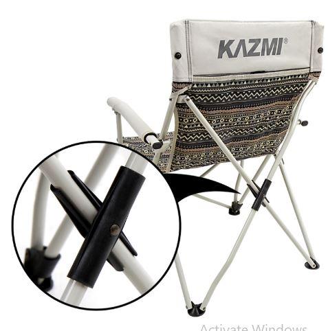 ghế xếp du lịch dã ngoại Kazmi