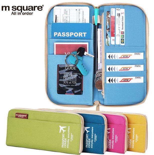 ví đựng hộ chiếu trên lazada