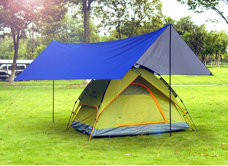 lều cắm trại du lịch chữ a