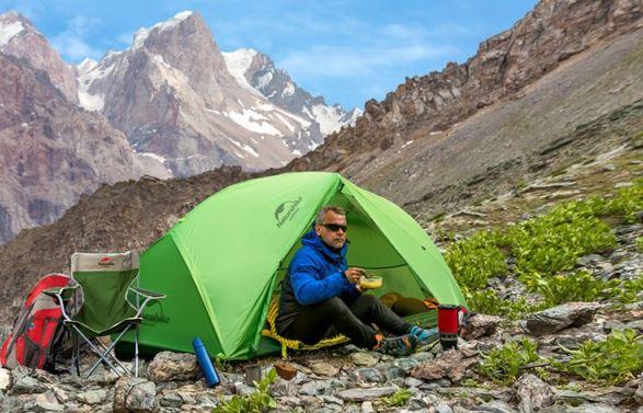 lều cắm trại du lịch cao cấp cho 2 người