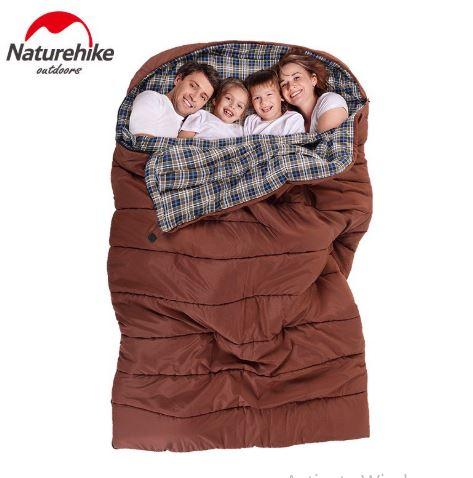 túi ngủ văn phòng du lịch cho 4 người của naturehike