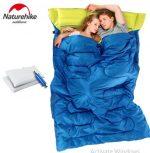 túi ngủ đôi cho 2 người naturehike