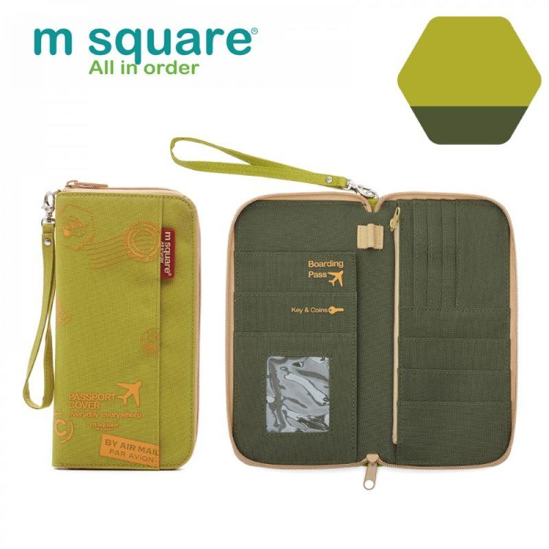 Ví đựng passport Msquare